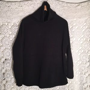 Cowl PullOver Sport Sweater